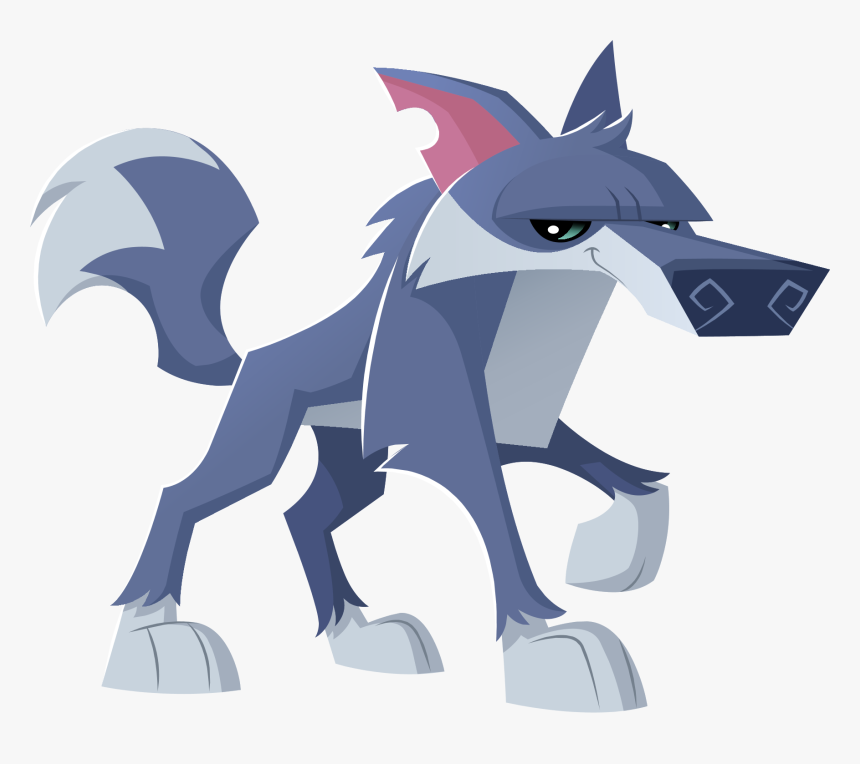 Play Wild Wiki - Wolf Animal Jam Animals, HD Png Download, Free Download