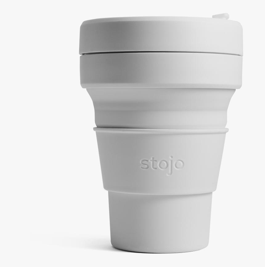 Pocket 12 Oz Cup - Stojo Collapsible Travel Mug, HD Png Download, Free Download