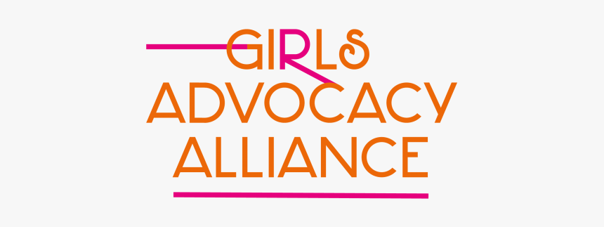 Girls Advocacy Alliance Logo, HD Png Download - kindpng