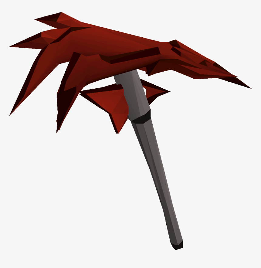 Dragon Pickaxe Osrs, HD Png Download, Free Download