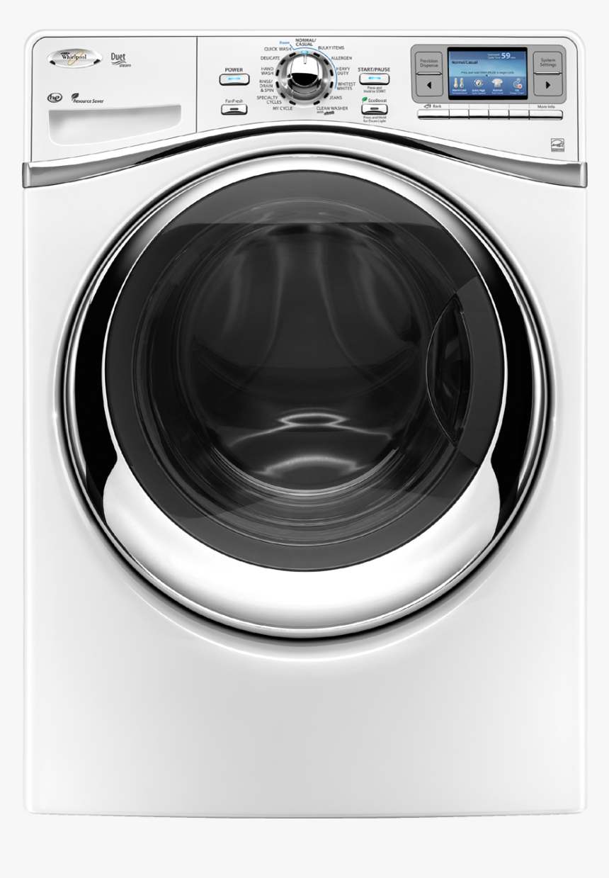 Whirlpool Duet Direct Drive Washer, HD Png Download, Free Download