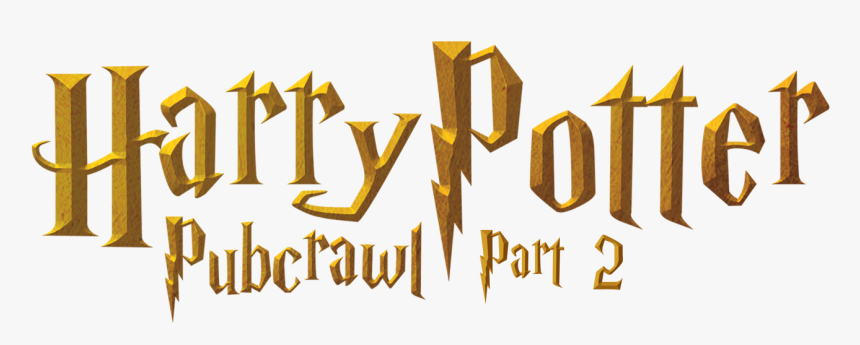 Harry Potter Pubcrawl - Harry Potter, HD Png Download, Free Download