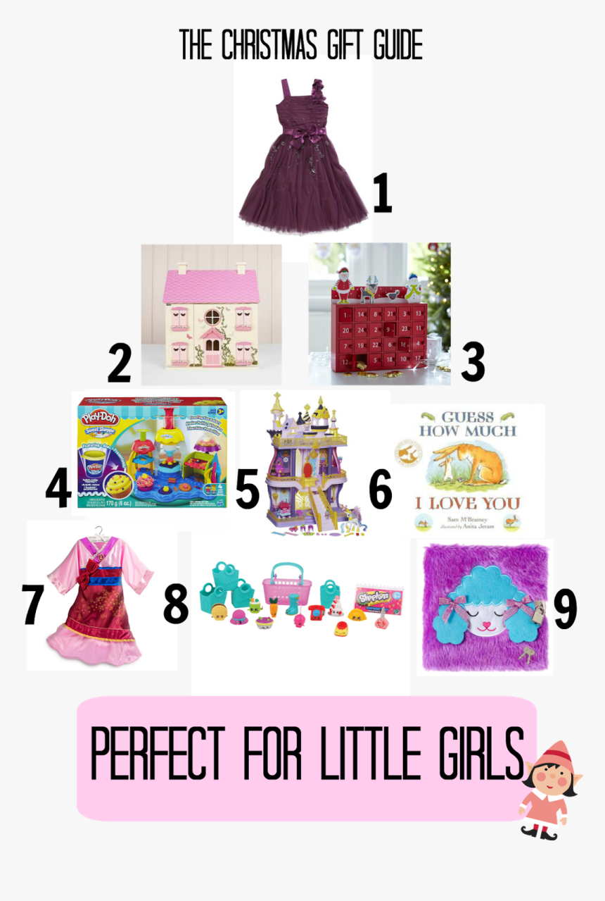Things To Get Little Girls, HD Png Download, Free Download