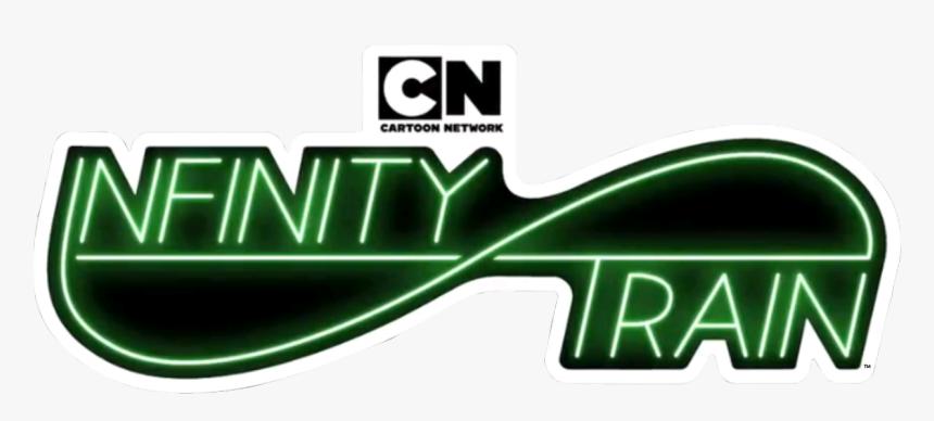 Infinity Train Show Logo Infinity Train Logo Hd Png Download