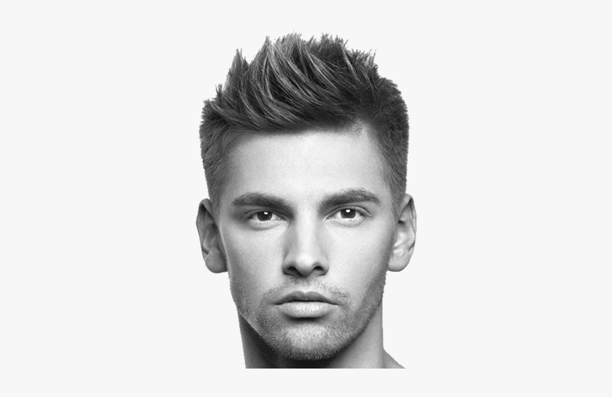 Spike Up Hair Style, HD Png Download, Free Download