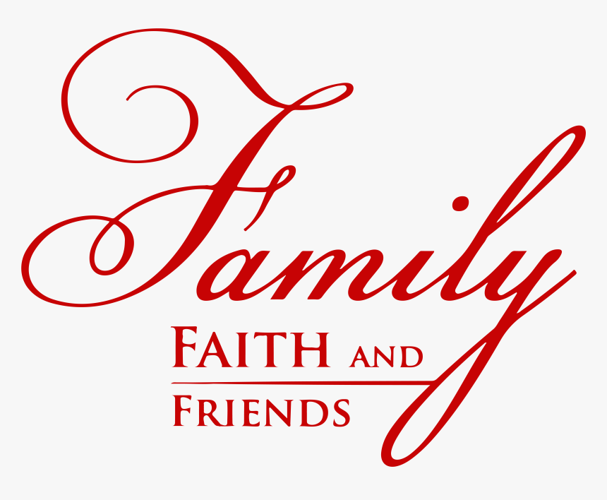 transparent religious family and friends clipart family where