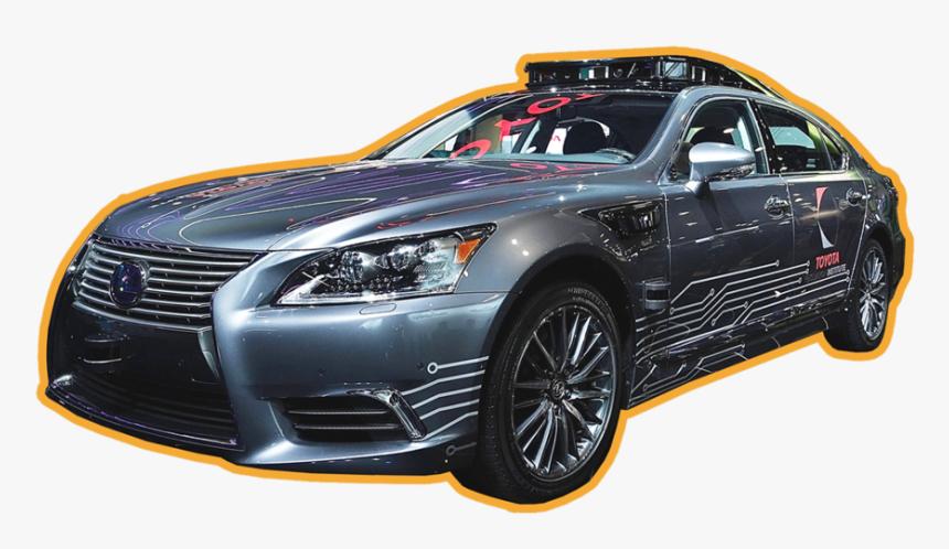 Transparent Car Driving Away Png - Executive Car, Png Download, Free Download