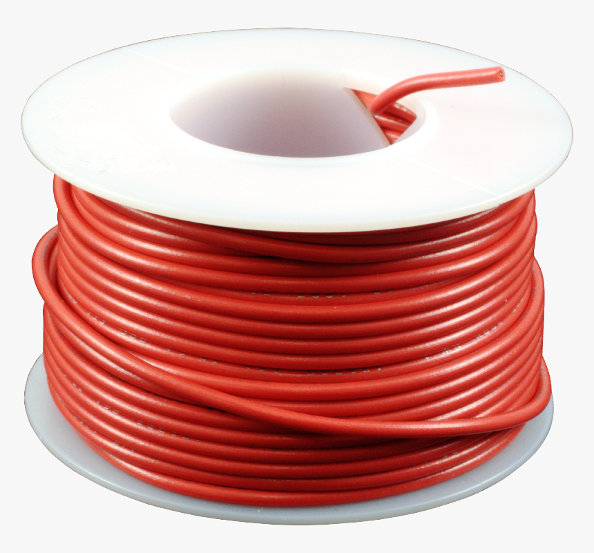 Pictured - Red - Electronics Wire Png, Transparent Png, Free Download