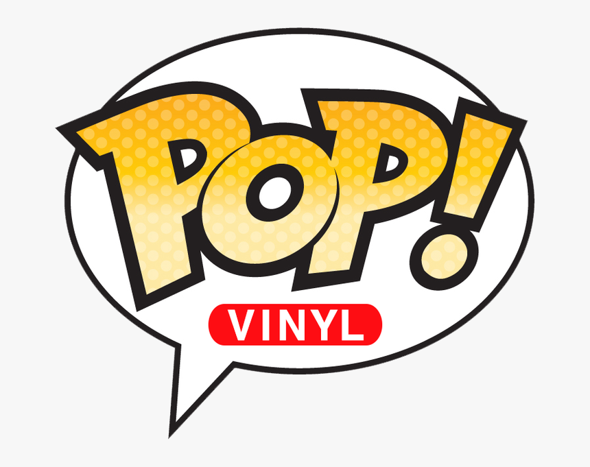 Funko Pop Vinyl Logo, HD Png Download - kindpng