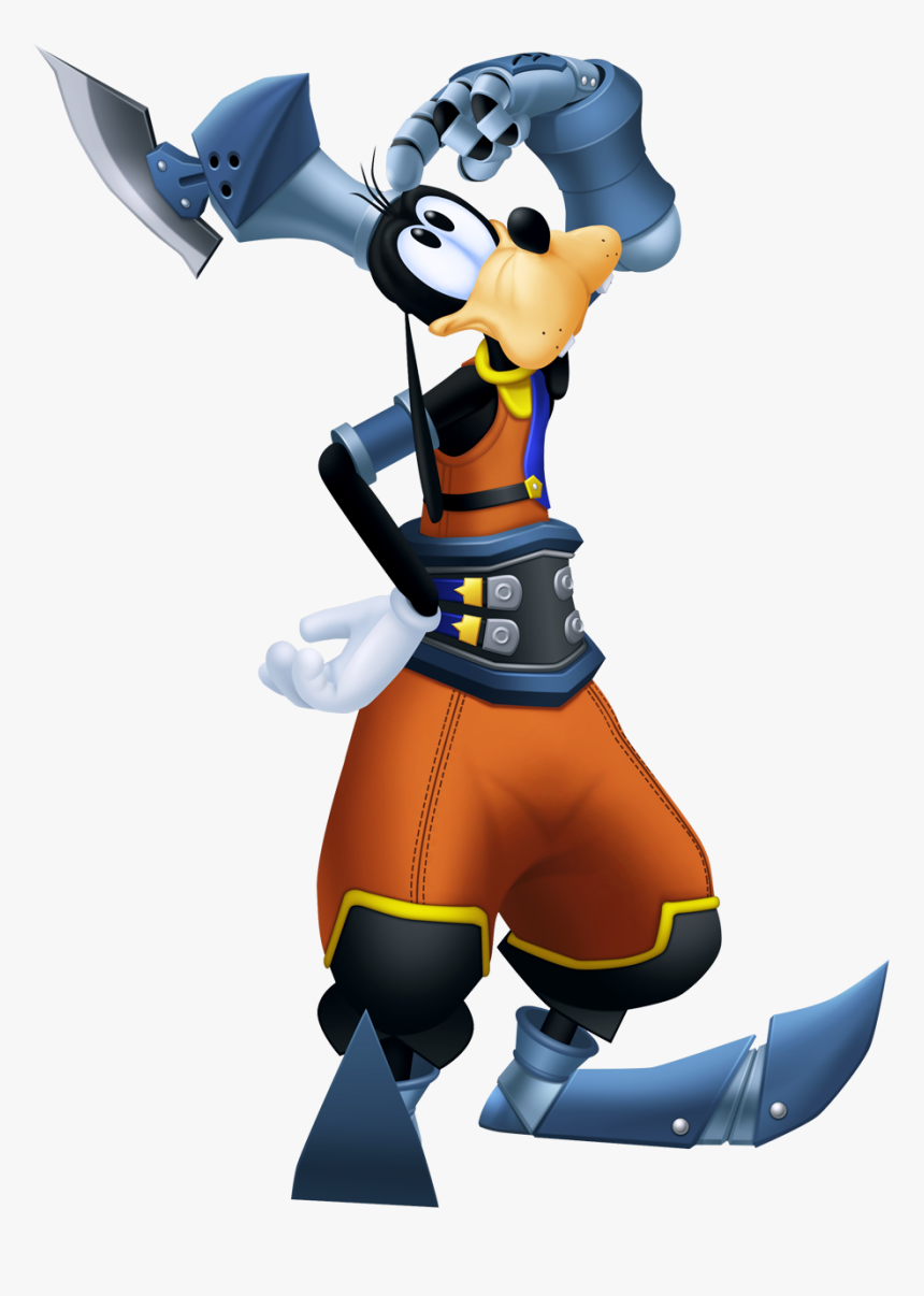 Goofy Png File - Kingdom Hearts Goofy Armor, Transparent Png, Free Download