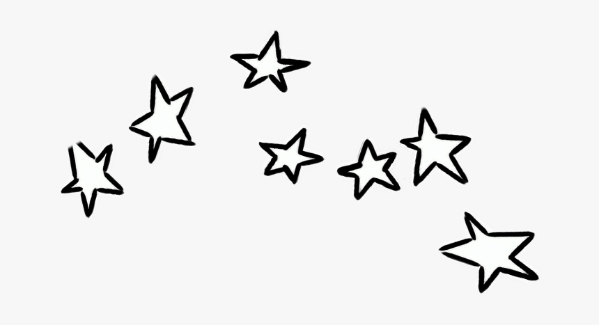 #stars #constellations #moon #night #sky #scatter #star - Aesthetic Stars Png Transparent, Png Download, Free Download