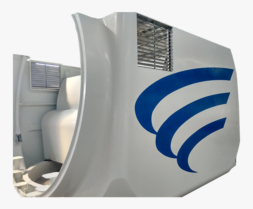 Frp Wind Turbine Nacelle Cover/ Turbine - Car Seat, HD Png Download, Free Download