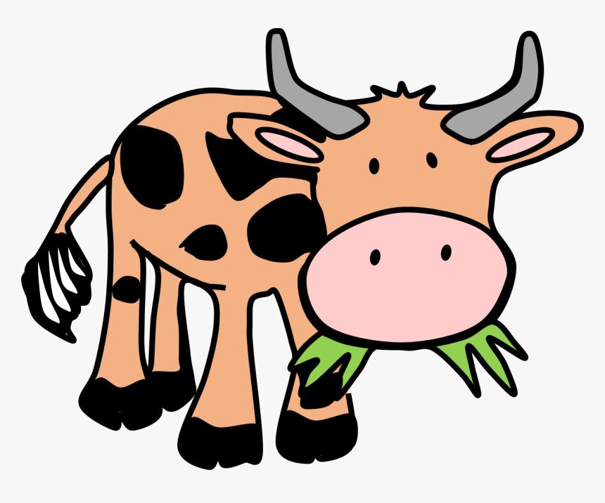 Free Farm Animals Clipart Cow Farm Animals Clipart Hd Png Download Kindpng