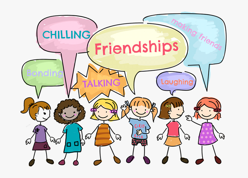 Talking Children, HD Png Download, Free Download