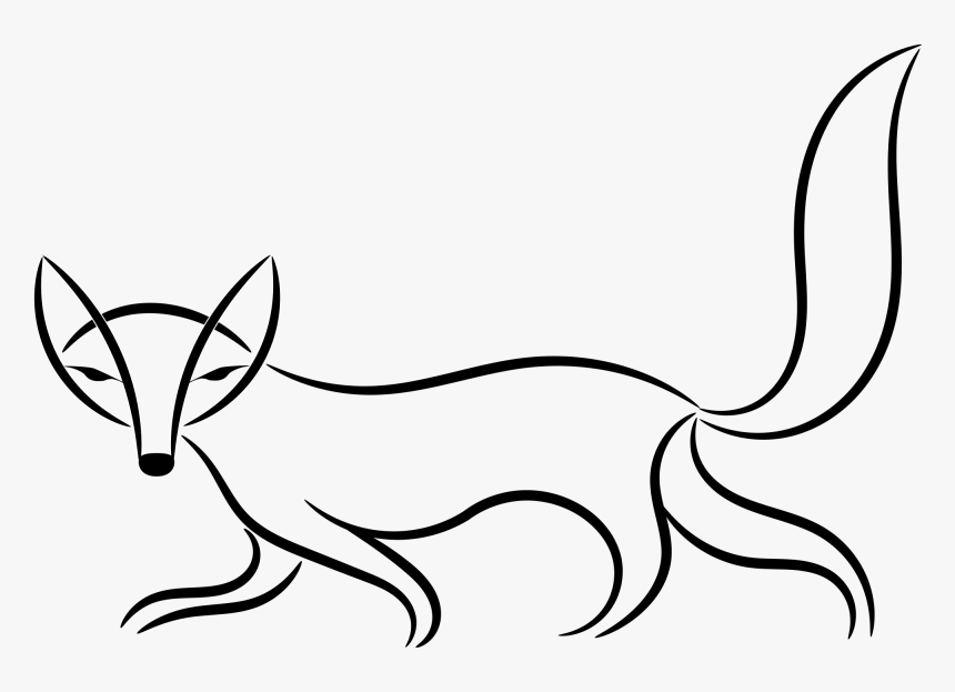 Free Fox Clipart - Fox Png Clipart , Free Transparent Clipart - ClipartKey