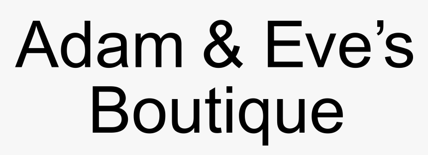 Adam Et Eve Boutique, HD Png Download, Free Download