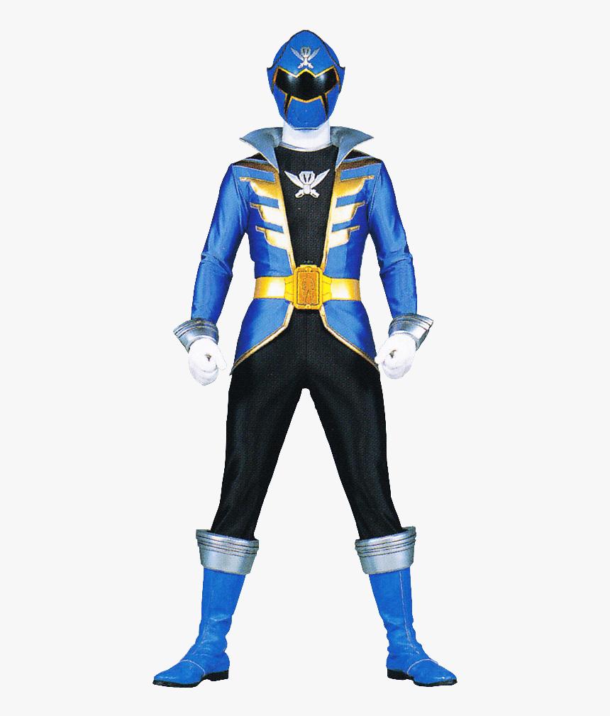 Power Rangers Megaforce Blue Ranger