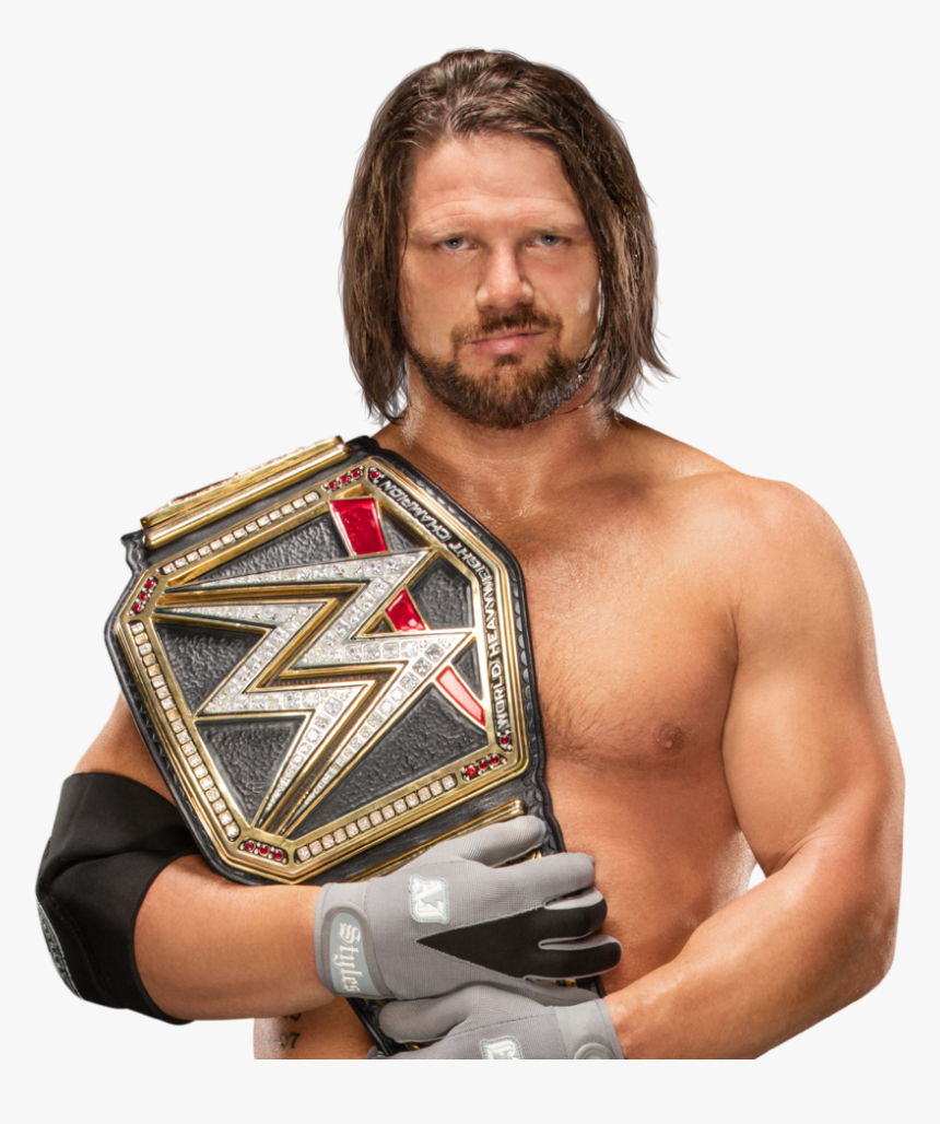 Wwe Aj Styles Universal Champion, HD Png Download, Free Download