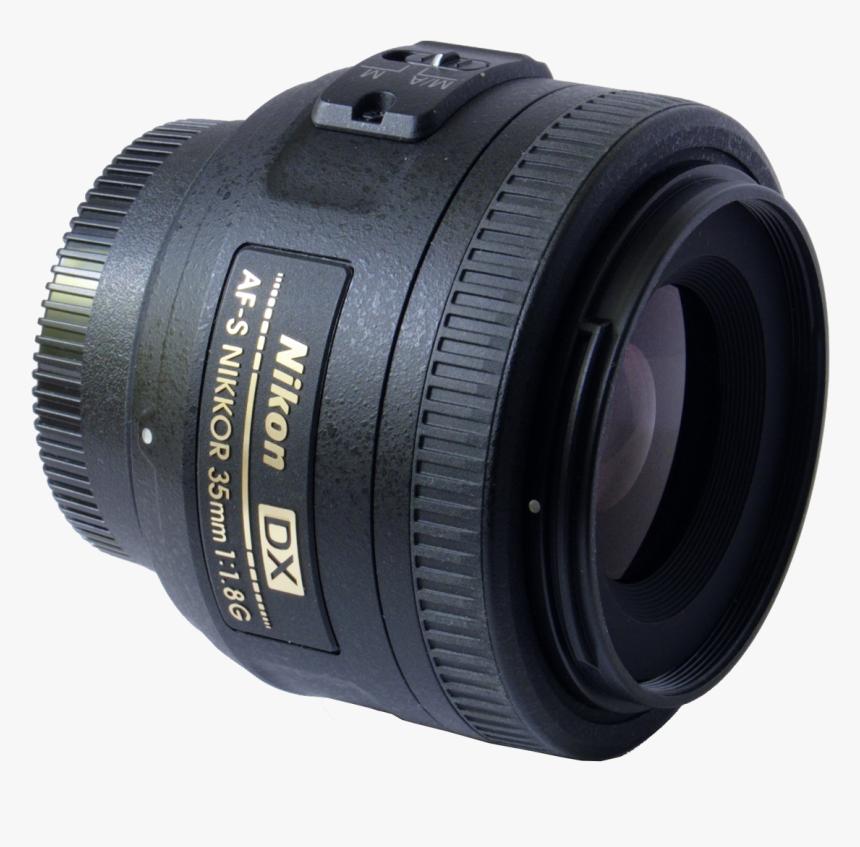 Nikkor 35mm - Nikon 35mm 1.8, HD Png Download, Free Download