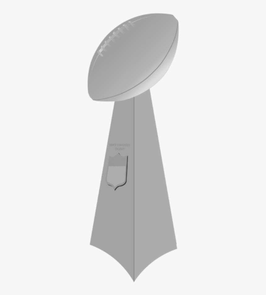 Trofeo Vince Lombardi - Super Bowl Trophy Png, Transparent Png, Free Download