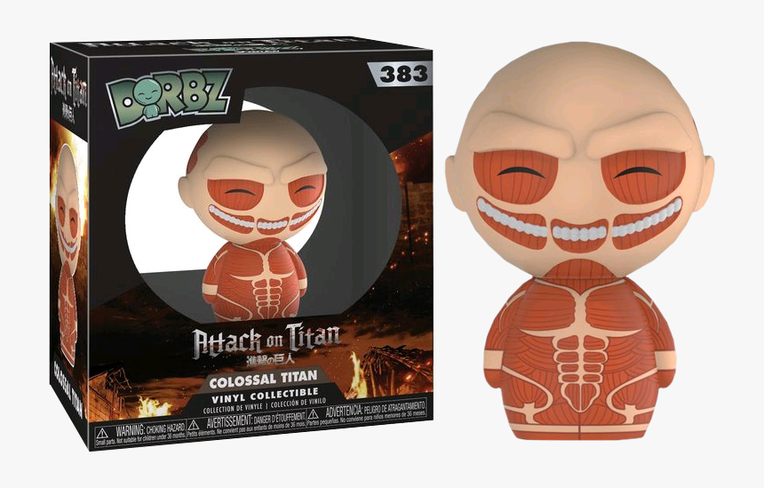 Attack On Titan - Attack On Titan Dorbz, HD Png Download, Free Download