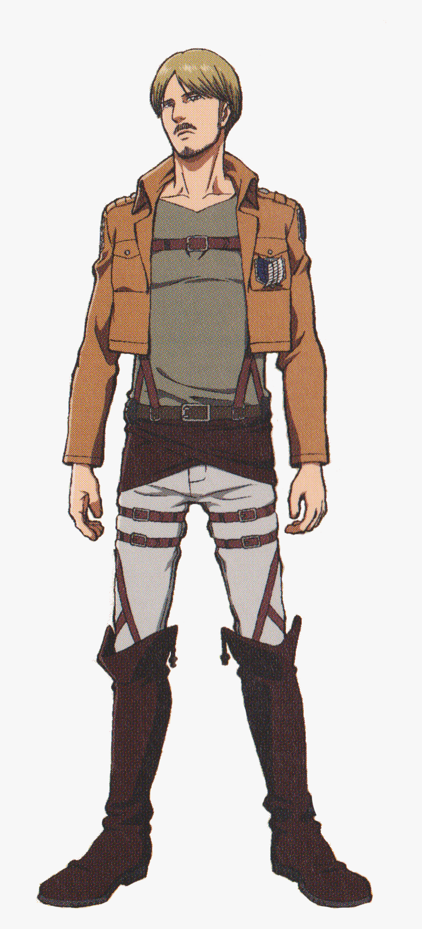 Attack On Titan Wiki Mike Attack On Titan Png Transparent Png Kindpng