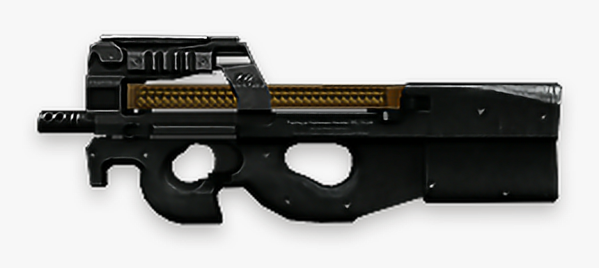 #pubg #weapons #battleroyale #freefire #p90 #rifle - Free Fire Weapons Drawing, HD Png Download, Free Download