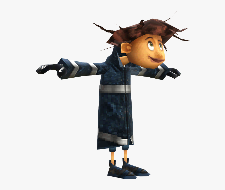 Download Zip Archive Coraline The Models Resource Hd Png Download Kindpng