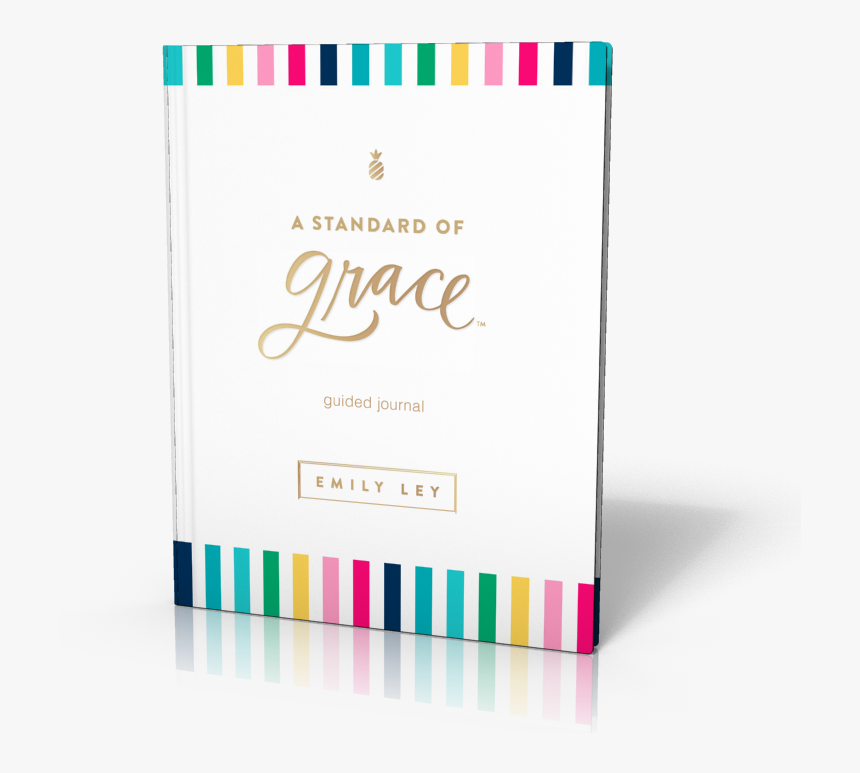 A Standard Of Grace: Guided Journal, HD Png Download, Free Download