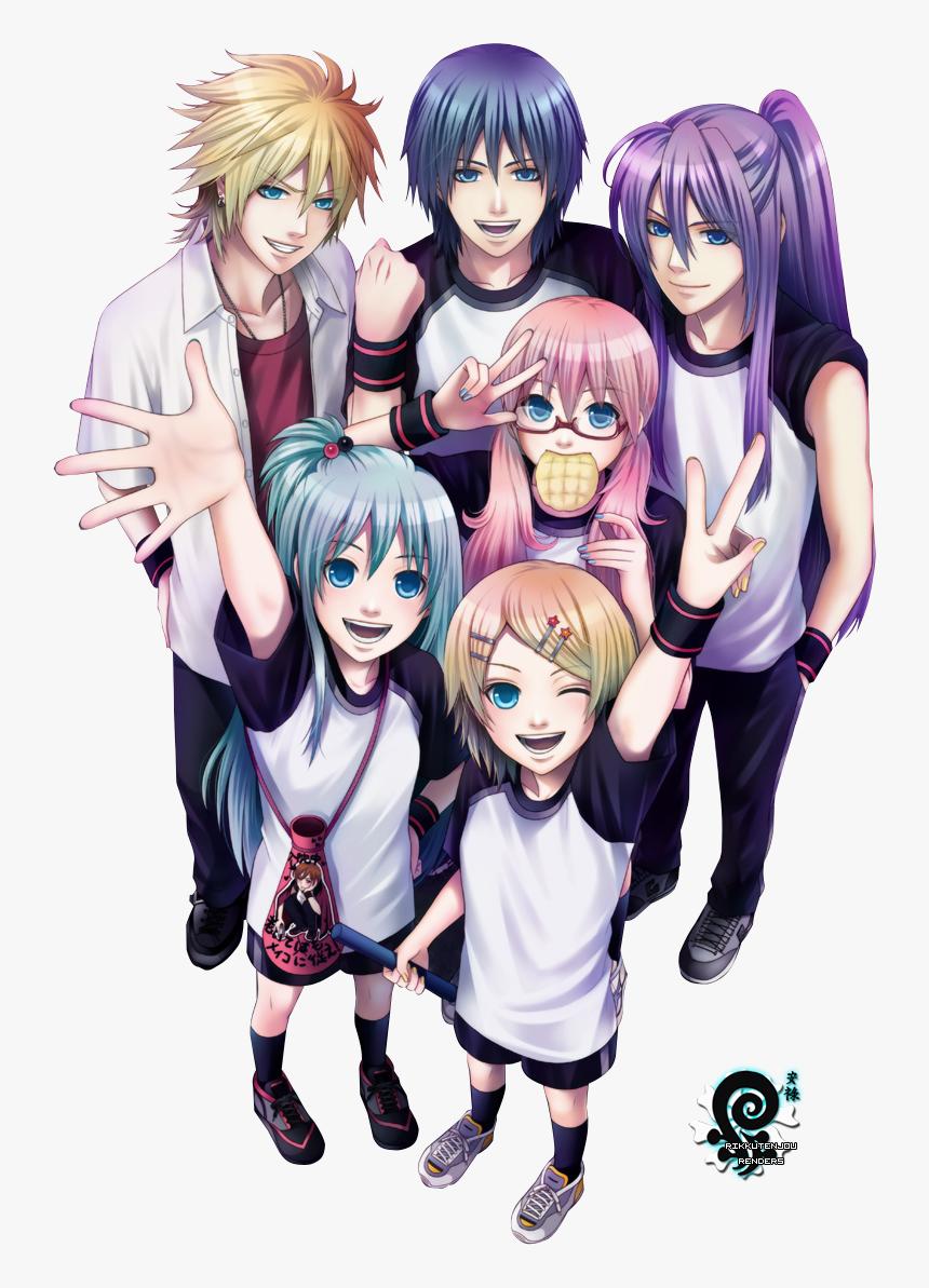 Anime Best Friends Png Transparent Png Kindpng