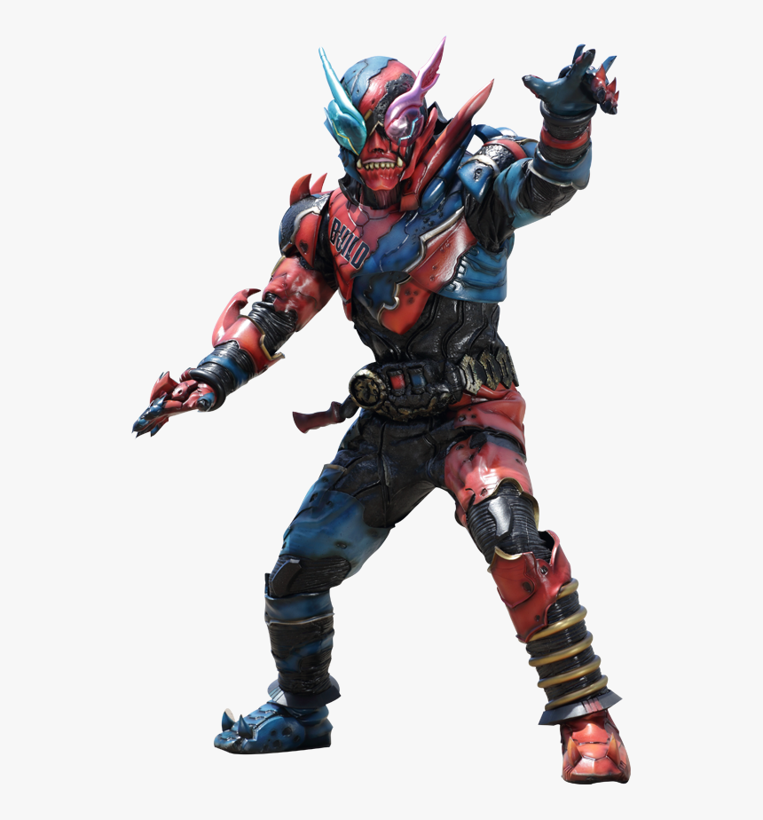 Krzio-another Build - Kamen Rider Zi O Another Rider, HD Png Download, Free Download