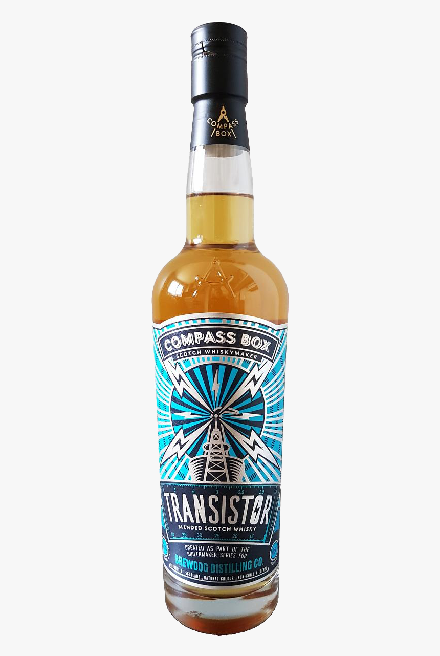 Compass Box Transistor Whisky, HD Png Download, Free Download