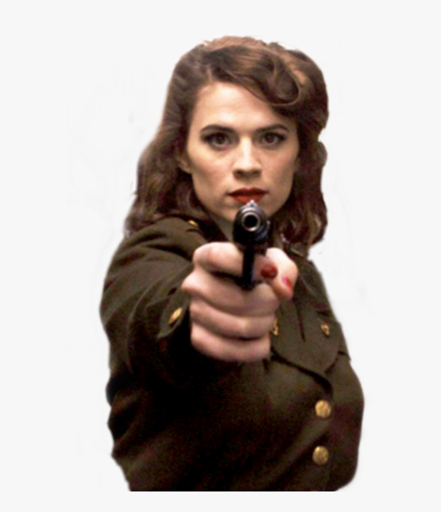#peggy Carter - Hayley Atwell, HD Png Download, Free Download