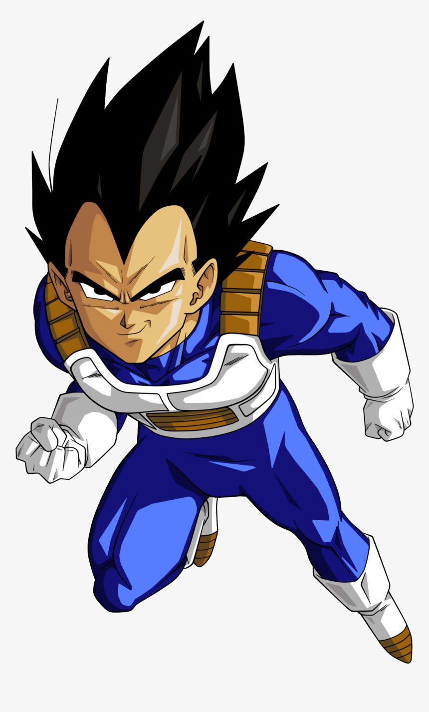 Joke Battles Wiki - Vegeta Dragon Ball Z Characters, HD Png Download, Free Download