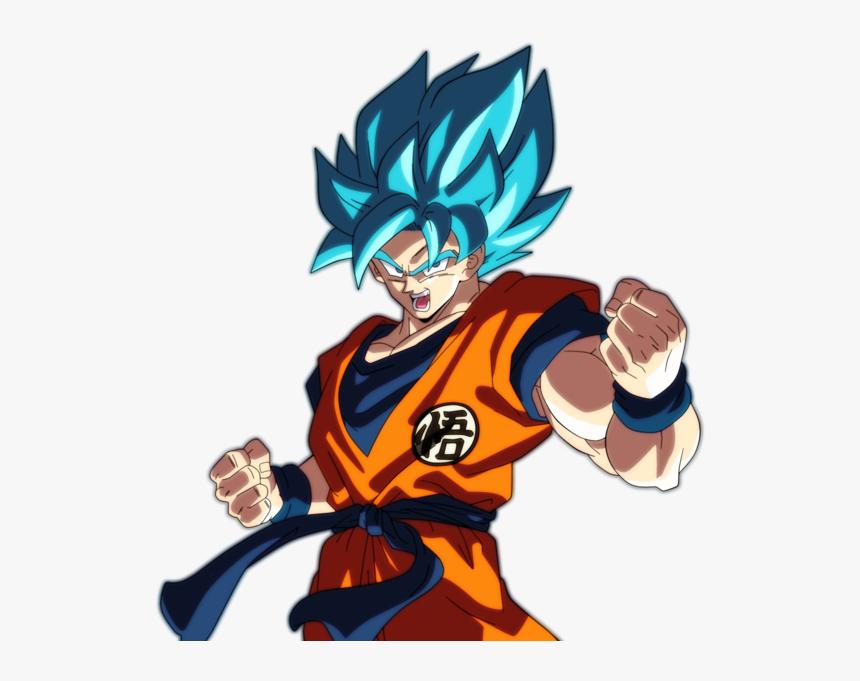 Dragon Ball Super Broly Goku, HD Png Download, Free Download