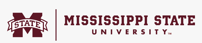 Mississippi State University Official Logo, HD Png Download, Free Download