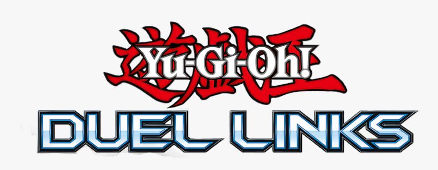 Yu Gi Oh Duel Links Logo, HD Png Download, Free Download
