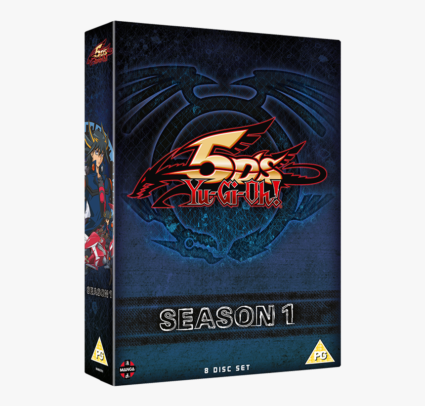 Yu Gi Oh 5ds - Yu Gi Oh 5ds Dvd, HD Png Download, Free Download