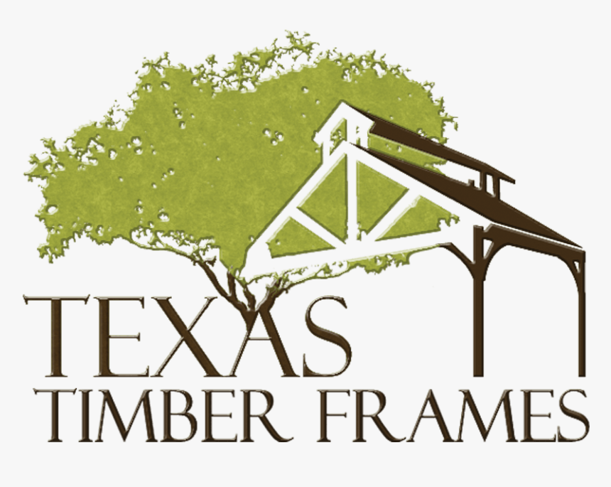 Texas Timber Frames Logo, HD Png Download, Free Download