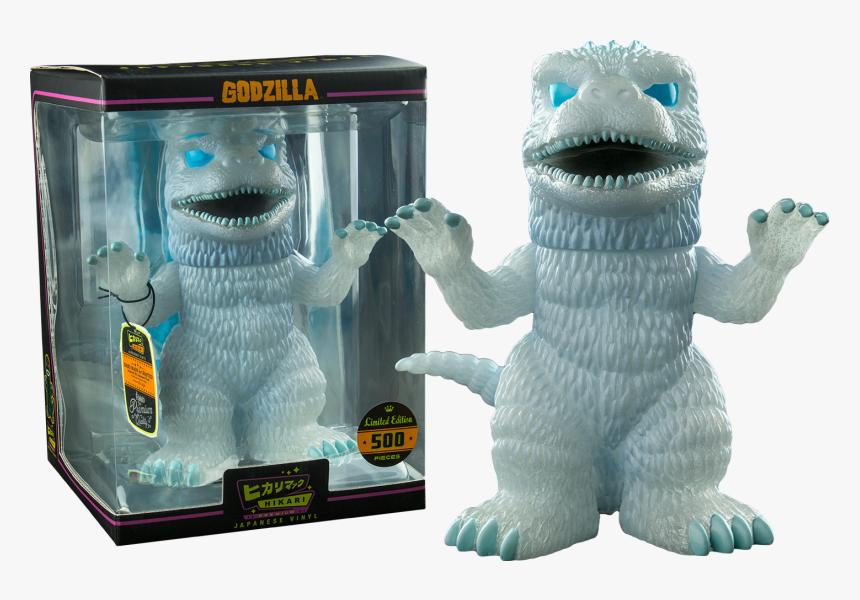 Hikari Ghost Godzilla Japanese Vinyl Figure, HD Png Download, Free Download