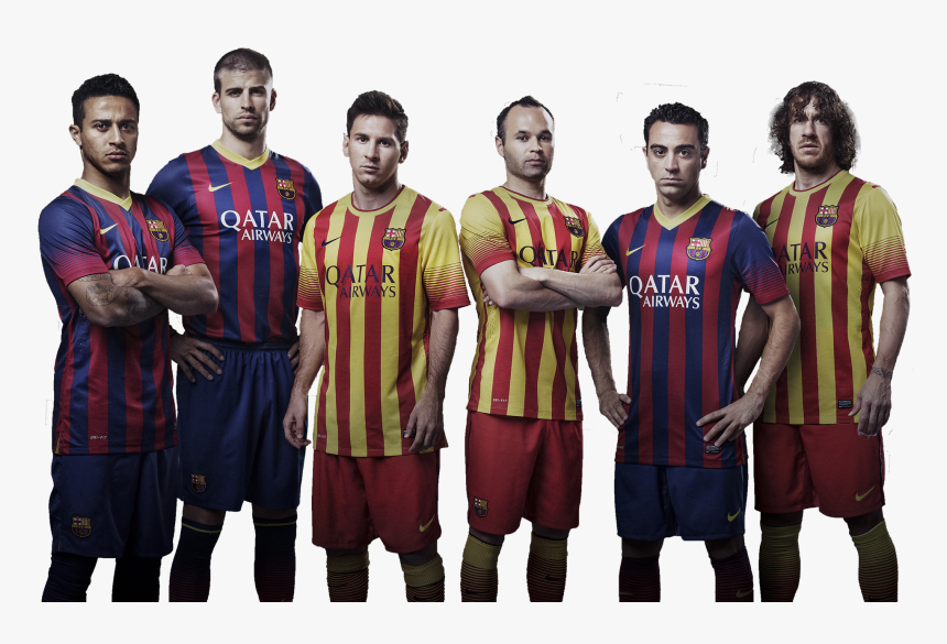 Transparent Fc Barcelona Png - Fc Barcelona Stroje 2013 14, Png Download, Free Download