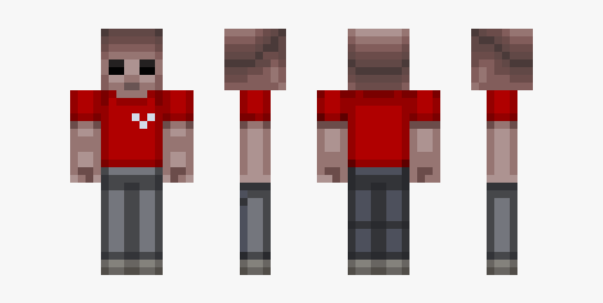 Minecraft Chewbacca Skin, HD Png Download, Free Download