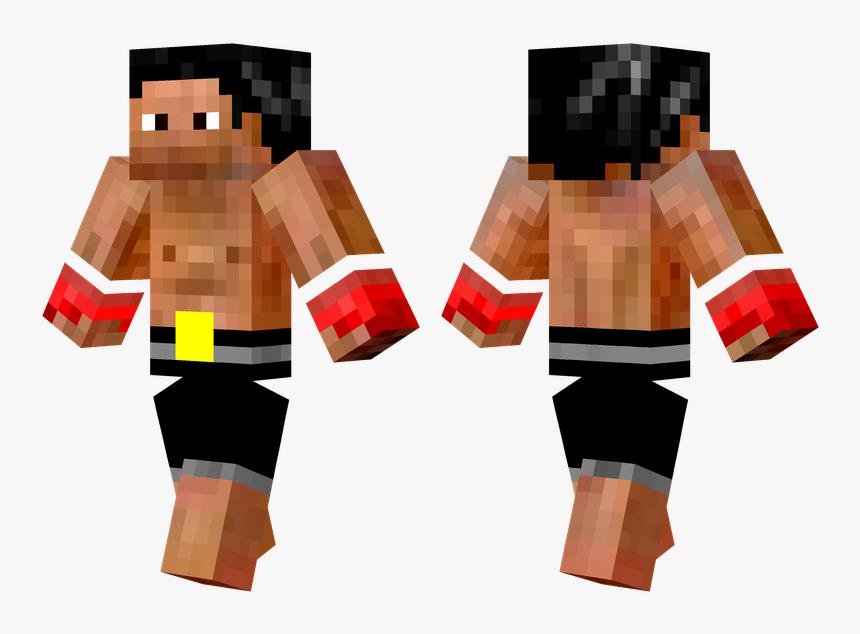 Minecraft Skin Steve Hd , Png Download - Deadmau5 Skin Minecraft Pe, Transparent Png, Free Download