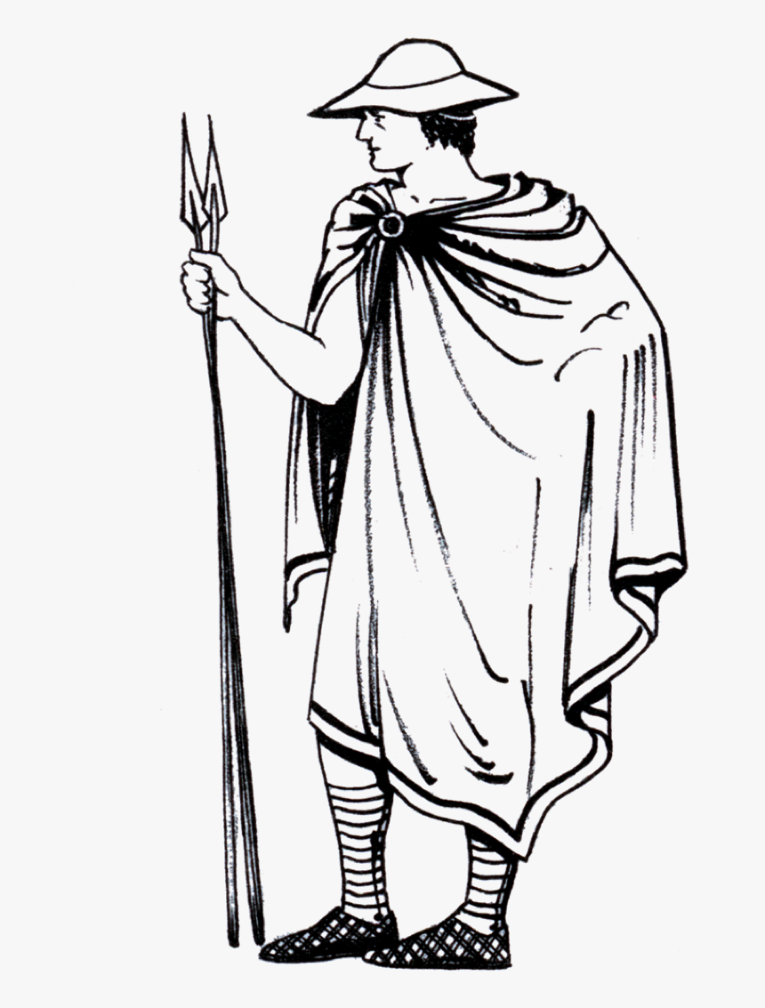 Ancient Greek Drawing, HD Png Download, Free Download