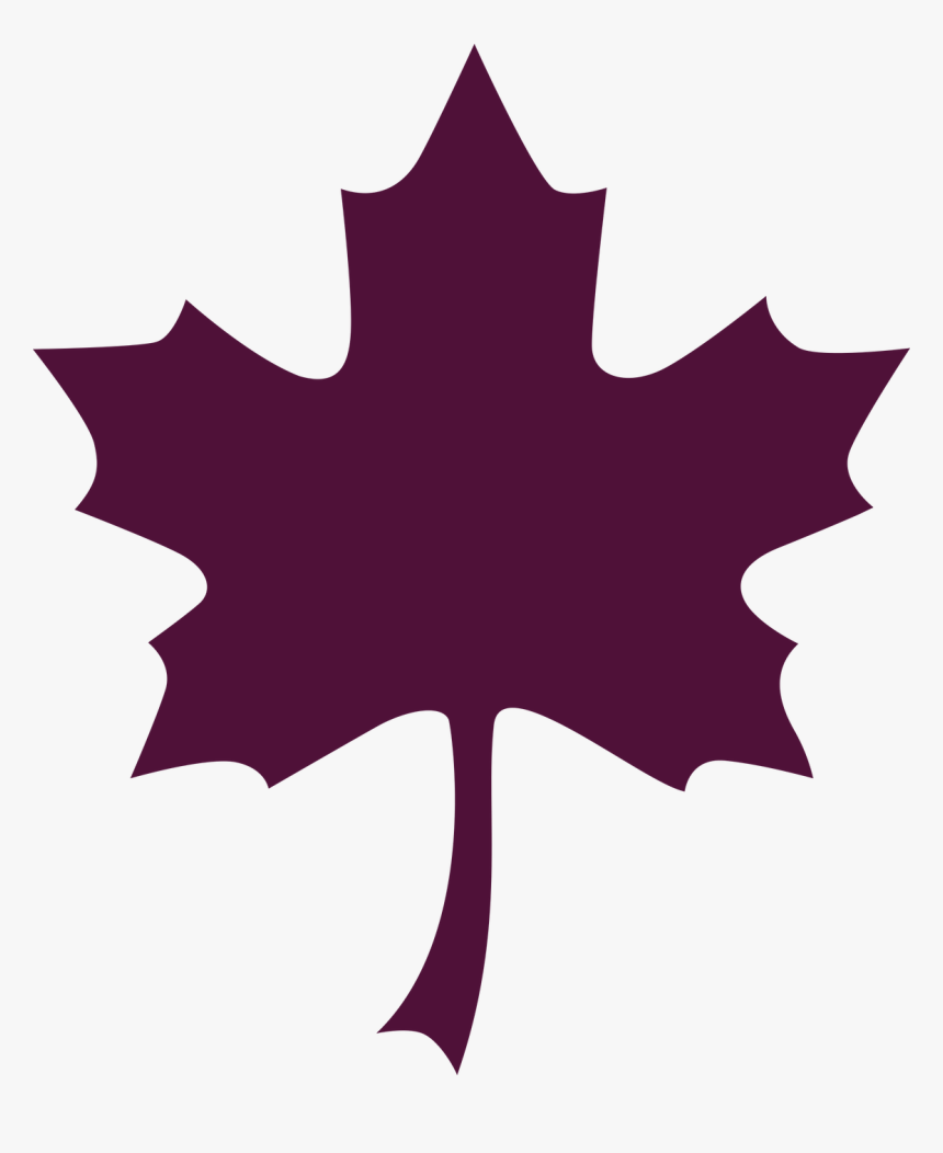 Transparent Maple Leaf Clipart Black And White - Air Canada Vacations Logo, HD Png Download, Free Download