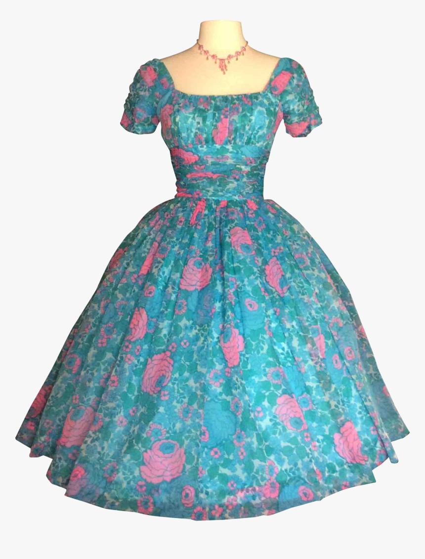Transparent 50s Png - 50s Dress, Png Download, Free Download