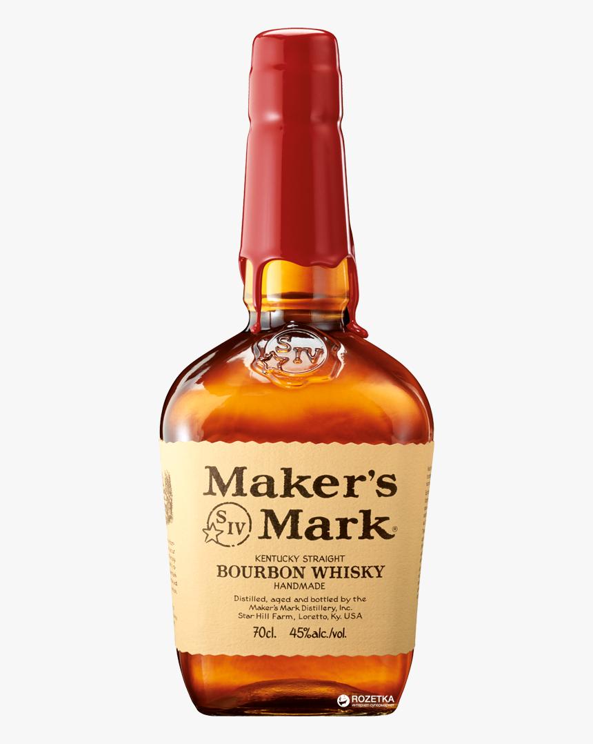 Makers Mark Bourbon Png, Transparent Png, Free Download