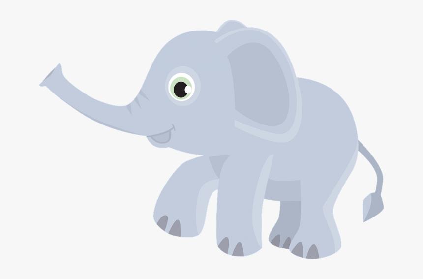 Elefante Png Desenho Vector Clipart Psd Elephant With Trunk Up