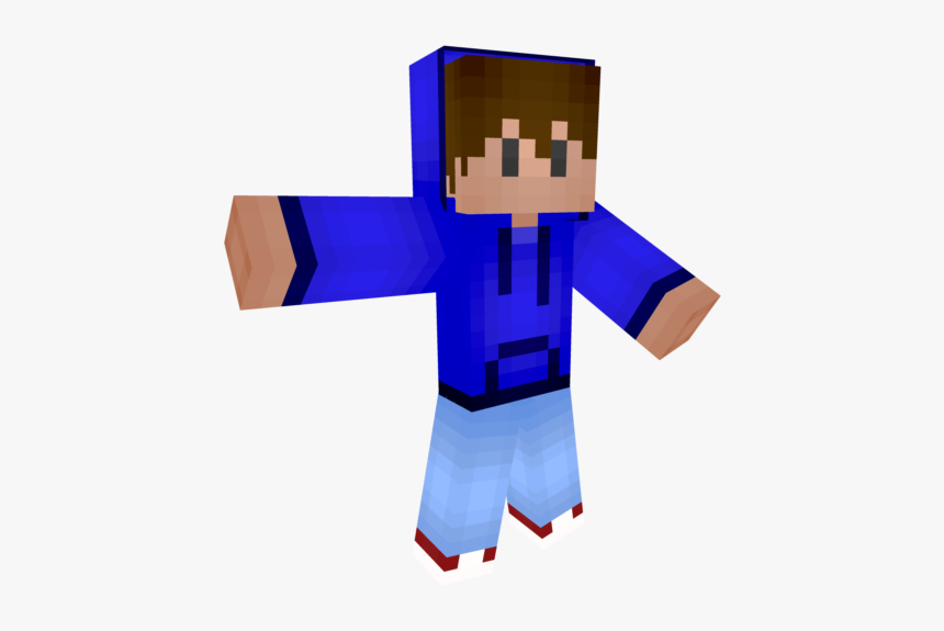 #remixit #ciao #minecraft #skin #gamer #game #videogame - Fictional Character, HD Png Download, Free Download
