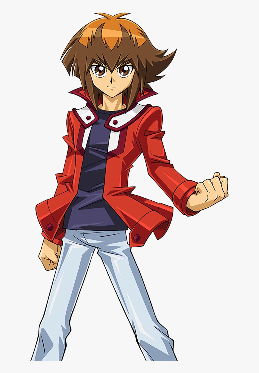 Clip Art Jaden Yuki Duel Links - Yu Gi Oh Duel Links Jaden Yuki, HD Png Download, Free Download